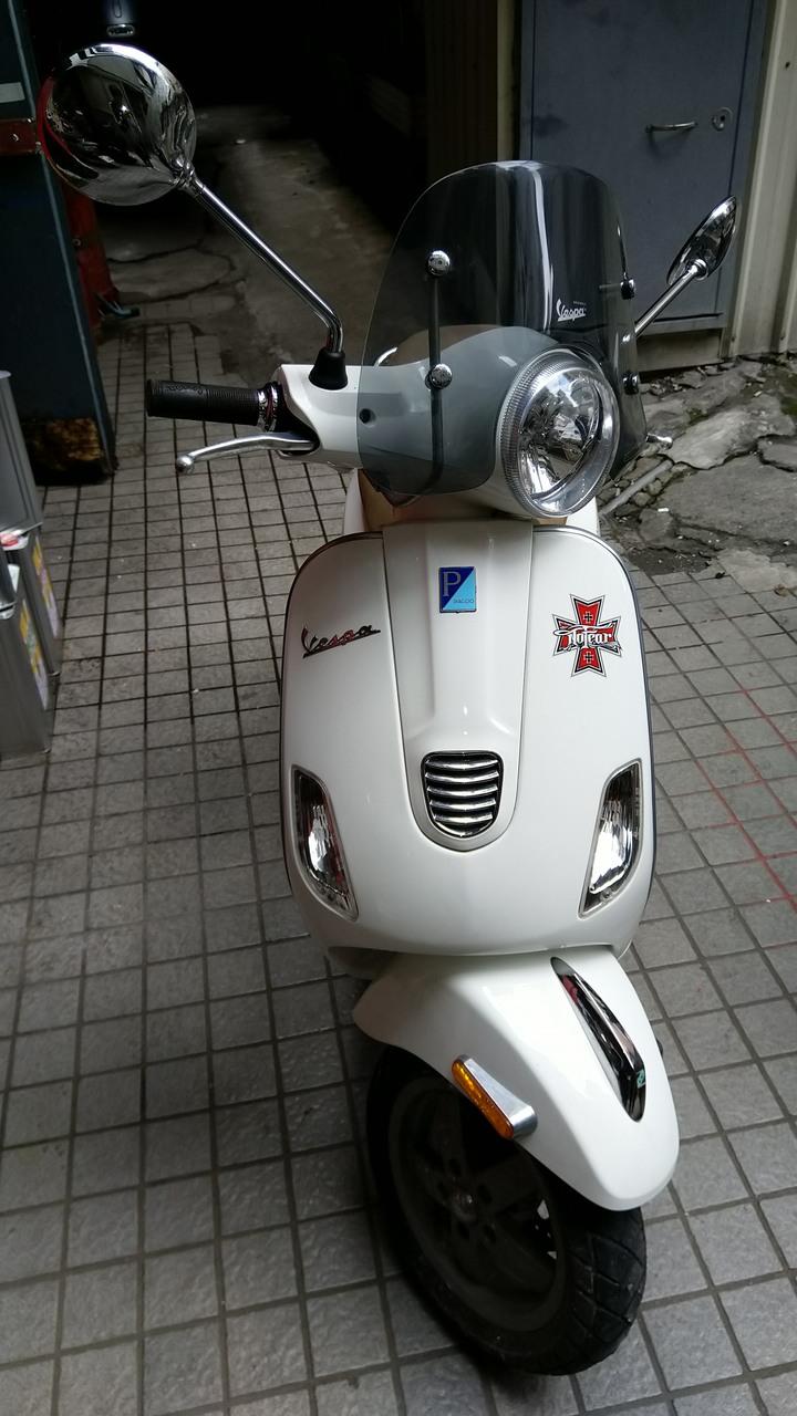 Vespa Lx.125.ie 2013出廠 里程5606 可小議價