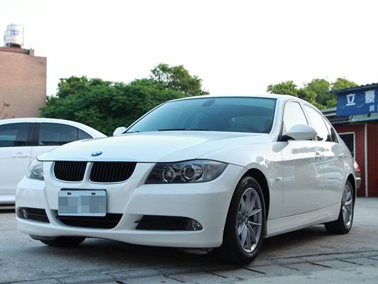 2008 BMW 320i 2.0 白