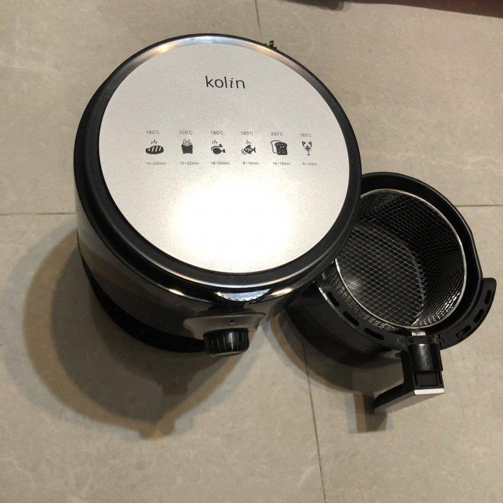 原價3980$ Kolin 歌林 免油旋風健康氣炸鍋 KBO-UD1000 可參考 液晶觸控