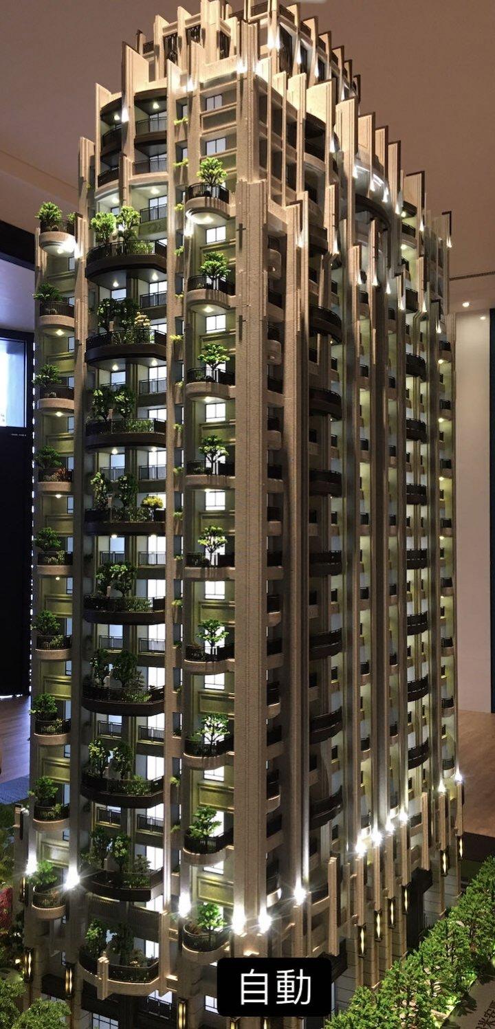 富宇沐曦高樓三房  1,988萬(含車位價)