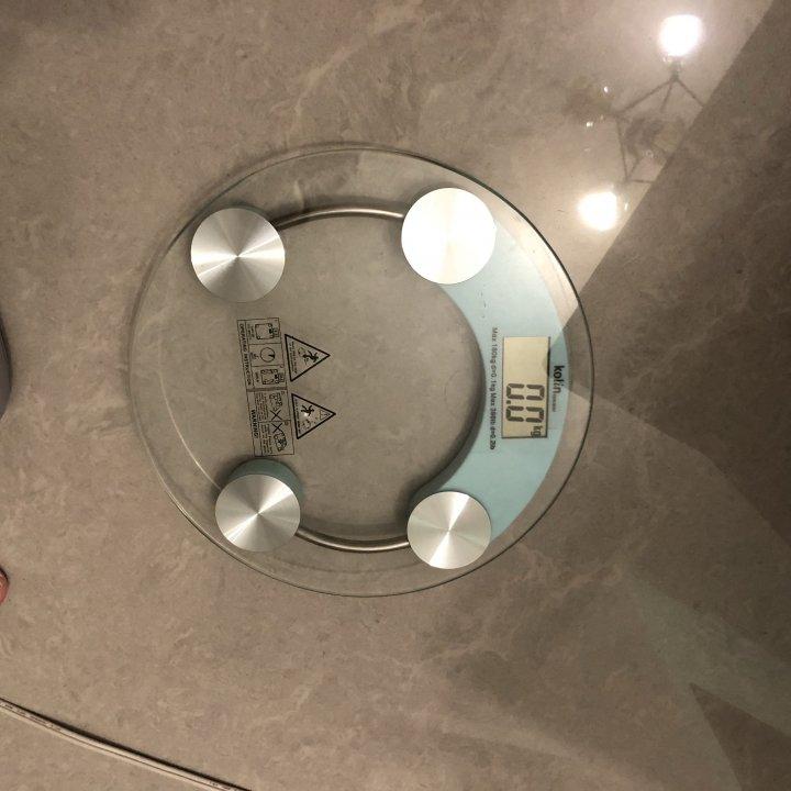 二手歌林 kolin 時尚 造型 體重計 止滑 美觀 簡單 簡約 電子體重計
