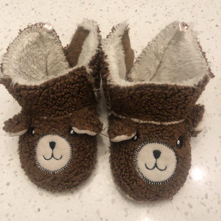 H&M 童鞋 學步鞋 布鞋 寶寶鞋 女寶寶鞋 嬰兒鞋 鞋 童鞋 男寶寶鞋 嬰兒鞋 童鞋 台灣製造 正版