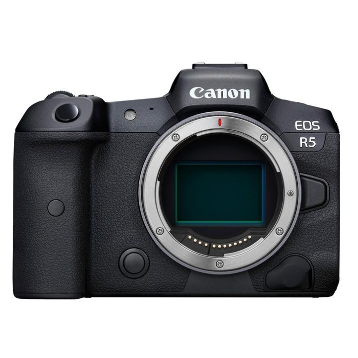 新品 Canon EOS R5 單機身 台灣公司貨 + 原廠當月活動禮
