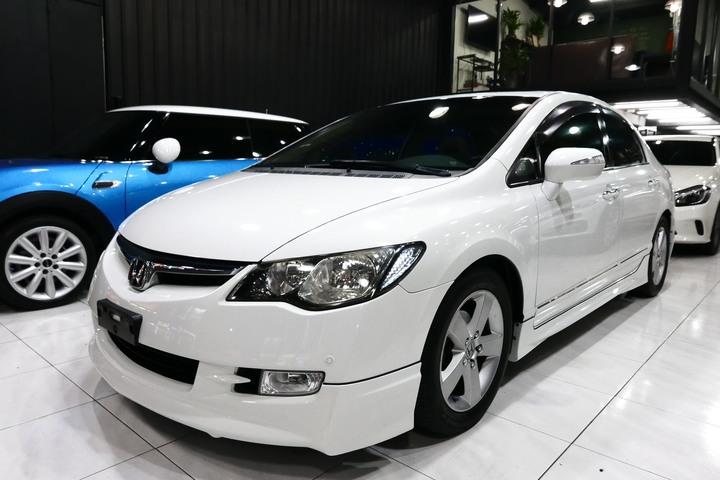 2007年 HONDA CIVIC K12【錯過可惜的經典車輛】