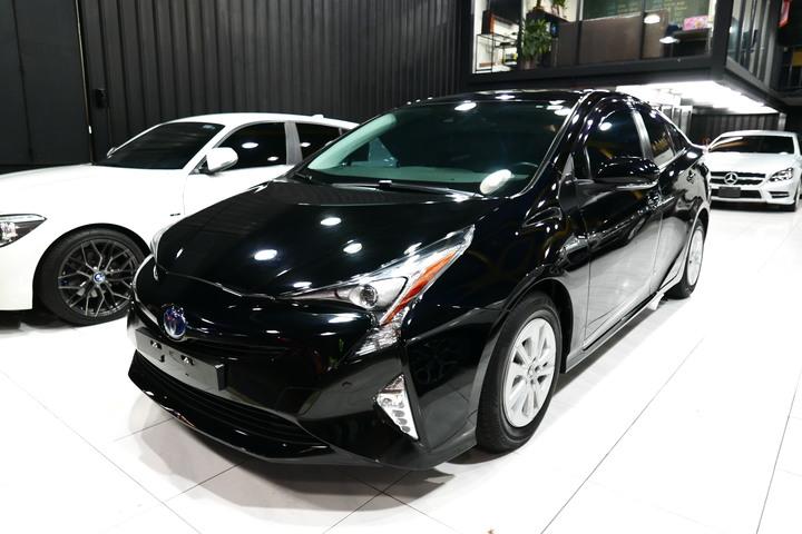 2016年 TOYOTA Prius【第四代混合動力系統】