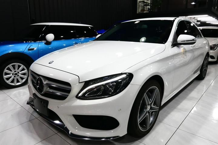 2015年 Mercedes-Benz C200【總代理AMG Line】