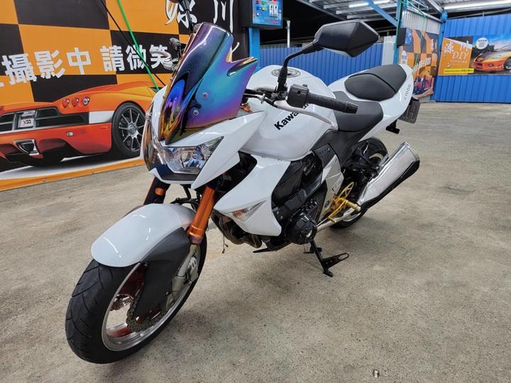 售 2007年 KAWASAKI Z1000 二代