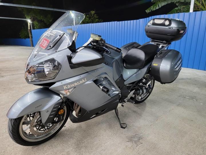 售 2008年 KAWASAKI GTR1400 ABS