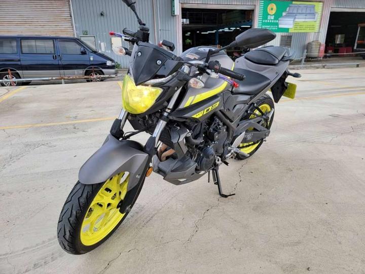 售 2018年 YAMAHA MT03 ABS