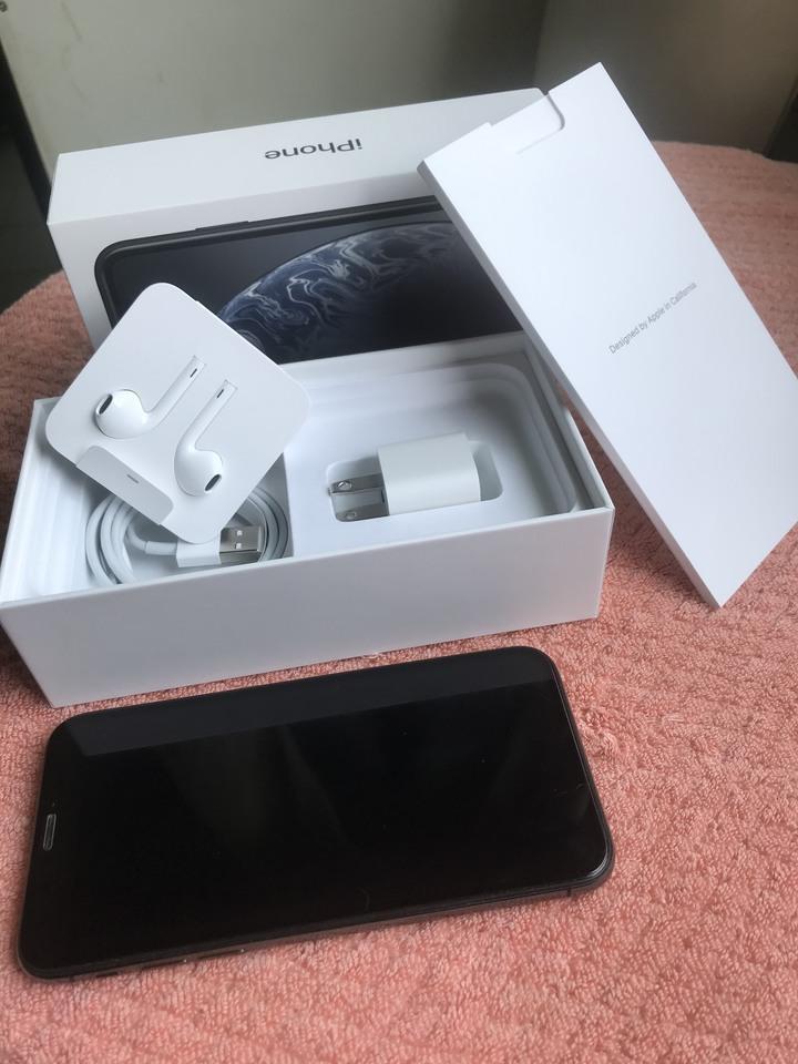IPhone X 256G 黑