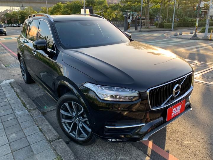 富豪 Volvo XC90 2.0d 一手車 原鈑件 實車實價 絕無泡水車事故車