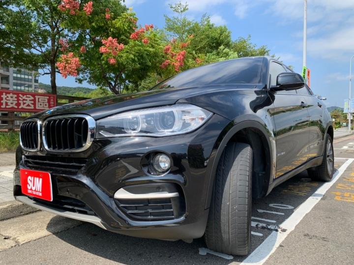 寶馬 2016 BMW - X6 3.0D