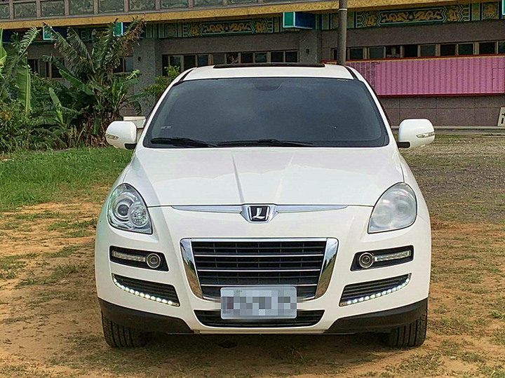 2010/LUXGEN U7 電尾/2.2/白