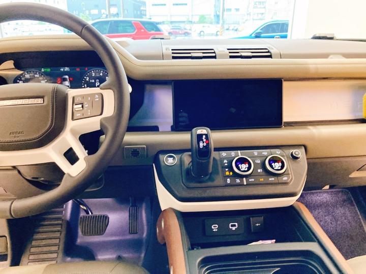 MKZ汽車觸控螢幕保護貼-LAND ROVER DISCOVERY 系列
