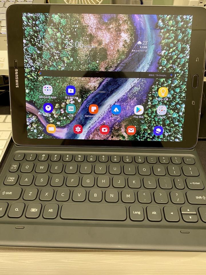SAMSUNG Galaxy Tab S3 Wi-Fi 32G