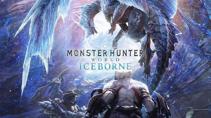 魔物獵人世界 冰原 Monster Hunter World: Iceborne Master Edition