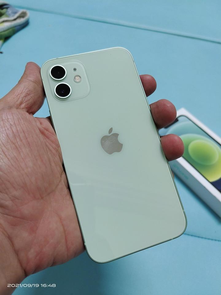 iphone 12 128g 綠色