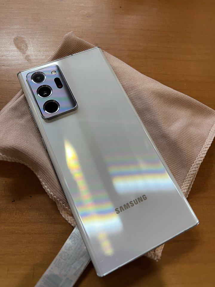 Samsung Galaxy Note 20 Ultra 256G 白色 保固內