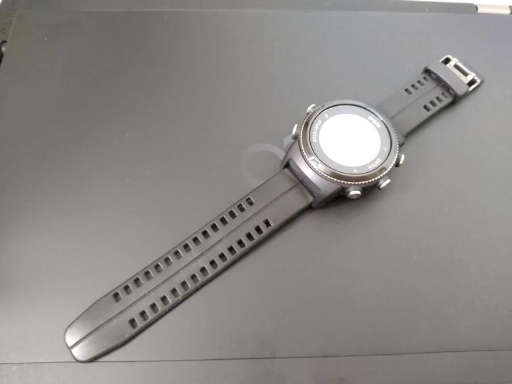 EPSON WristableGPS U-350B 藍寶石進階版運動手錶