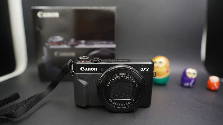 Canon G7x mark 2 原廠公司貨