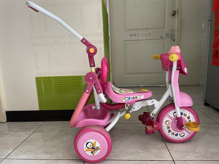 台中西屯自取 3-5歲童車