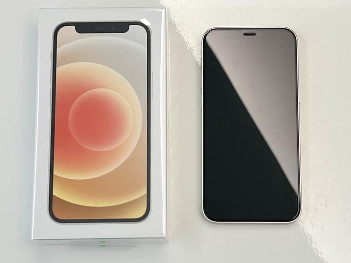 APPLE iPhone 12 mini 128G 白色