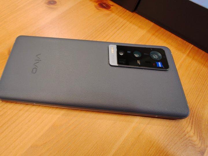 Vivo X60 Pro+/S888/12+256G