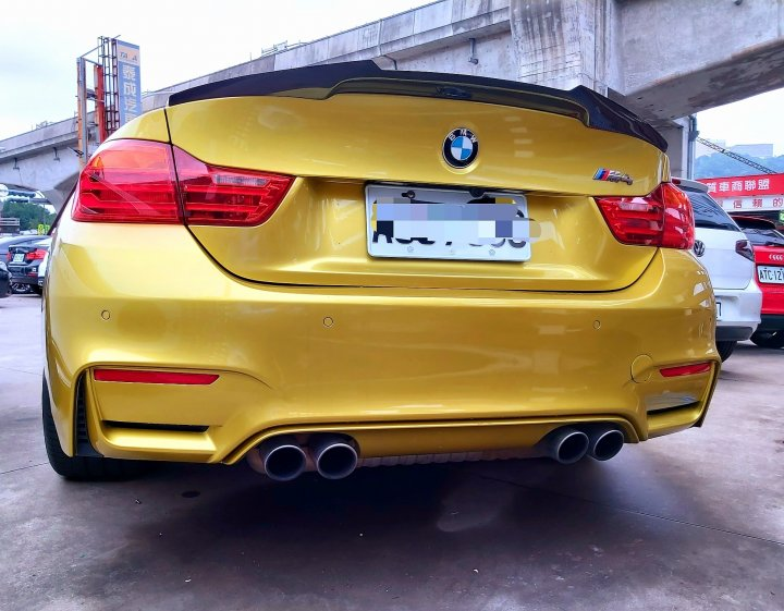 2014 BMW M4 COUPE 歐規