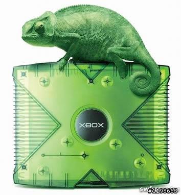XBOX [一代機未改] + 兩片遊戲