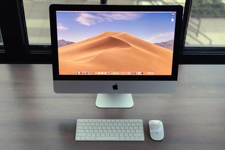 APPLE 2019 iMac 21 4K 3.6G PRO 555X-2G 1T 最美桌電 刷卡分期零利率