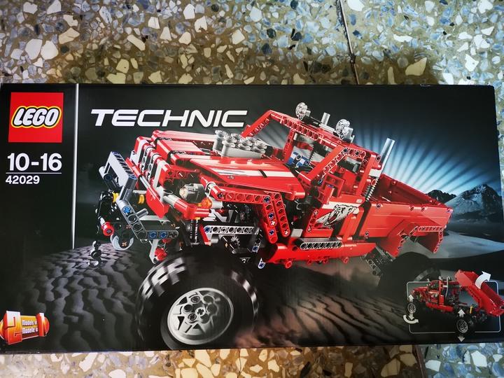 Lego Technic 42029