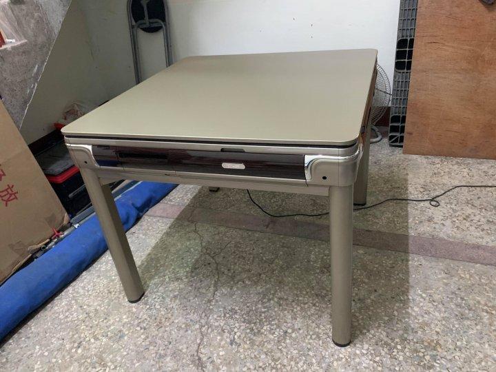 過山車電動麻將桌