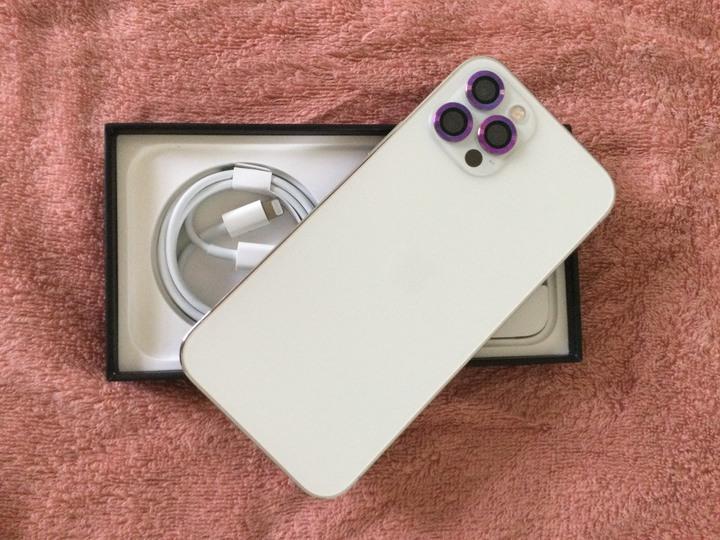 iPhone 12 Pro 128G 白色