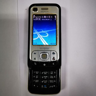 Nokia 6110 Navigator 3g手機