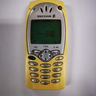ERICSSON T65 2G 經典手機 值得收藏
