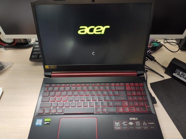 售Acer Nitro 5 AN515-54 筆電(台中面交自取)