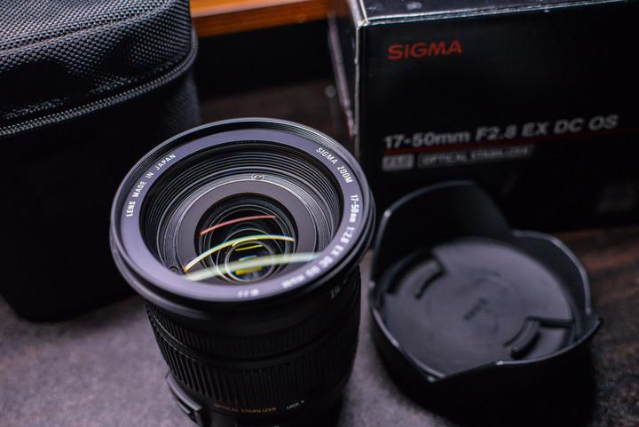 for Nikon (可換) Sigma 17-50mm f2.8 FLD螢石級鏡皇