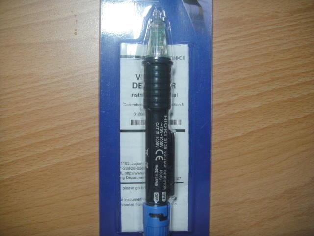 日本 HIOKI 3120 驗電筆 非接觸式驗電筆 70-1000V 音響式