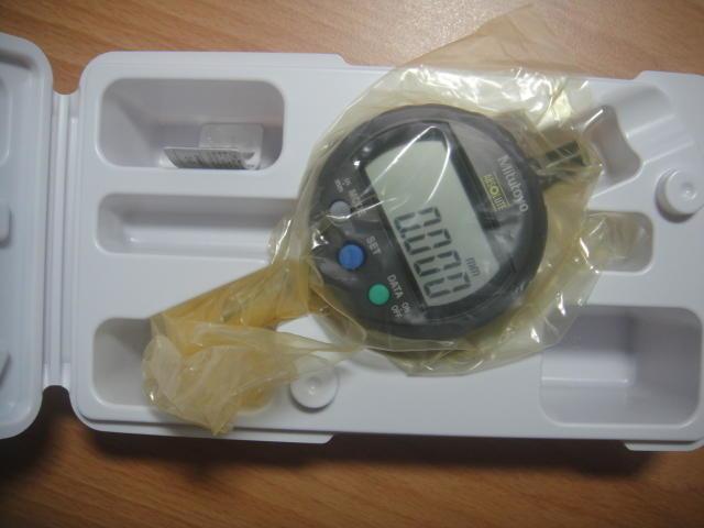 三豐 MITUTOYO 數位式量錶 543-491B+花崗石檢測平板 可量測 厚度規 高度尺 測量台