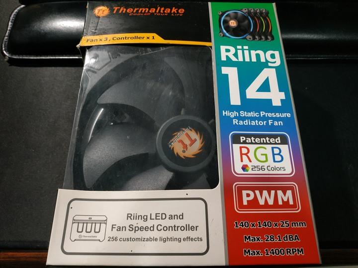 桃園售 :電腦 RGB 風扇(3風扇包)..風扇控制器..器材