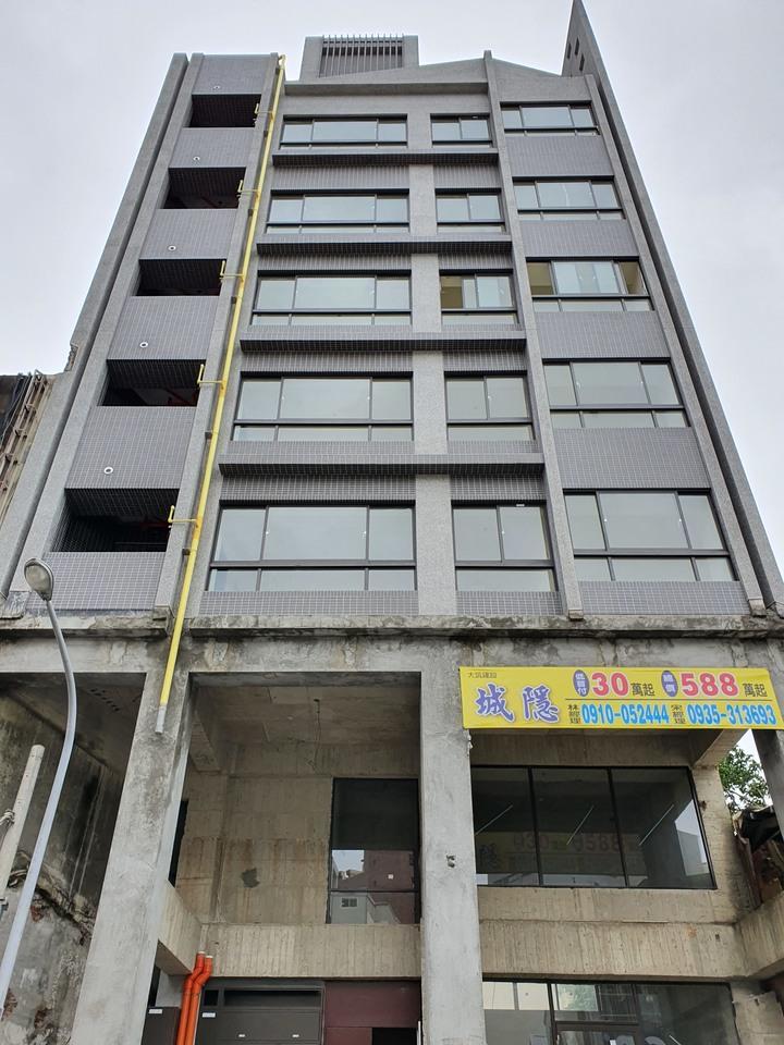 城隱兩房2樓A戶