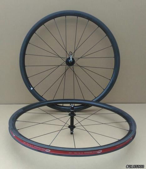 Specialized  ROVAL Rapid CLX32 全碳纖維 Clincher板輪