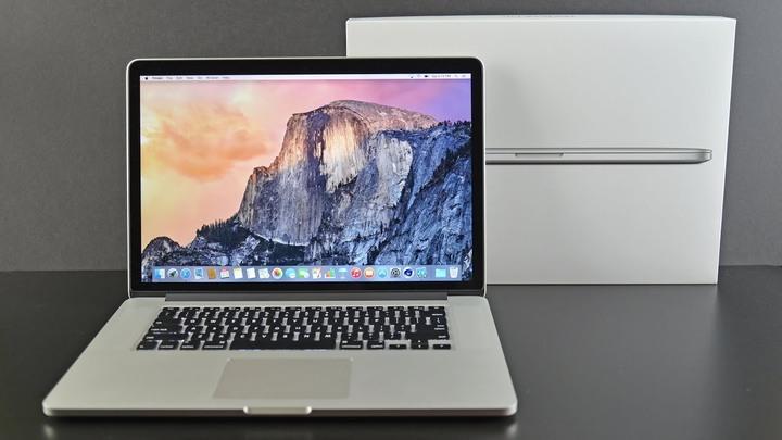 【極新】2015 Macbook Pro 頂規 15吋 2.5GHz i7 16G 512G 獨顯卡 英文鍵盤