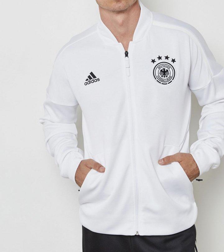 【下殺990】全新台灣公司貨 愛迪達 ADIDAS 世界盃四冠德國國家隊 Z.N.E.德意志足球外套