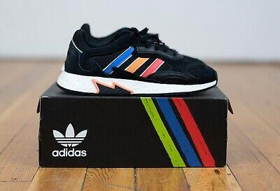 【降價再免送運費】全新台灣公司貨 Adidas originals Tresc Run boost 復古 全腳掌 厚底