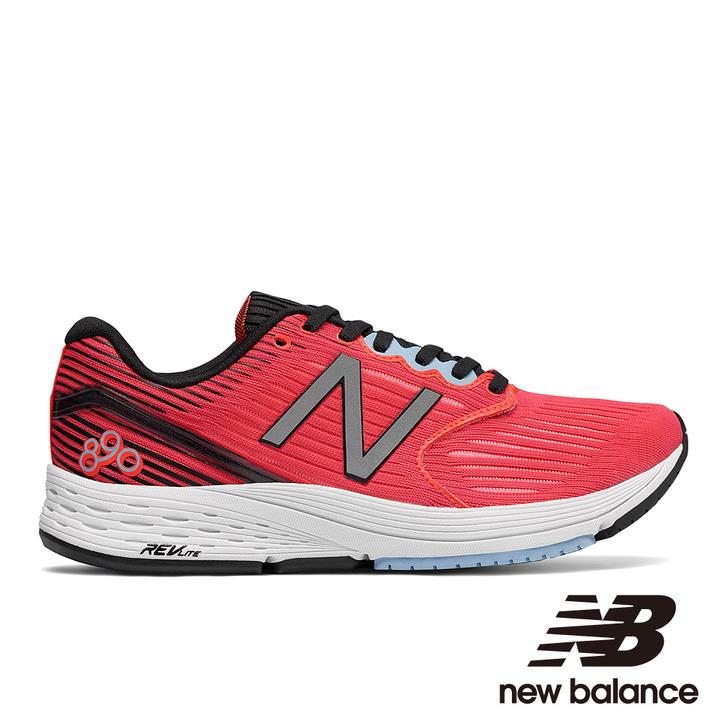 【出清】全新台灣公司貨 New Balance 890 W890CB6 RevLite超輕量緩震跑鞋