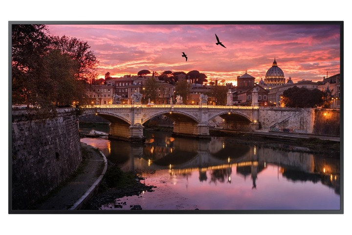 Samsung 55吋 智慧 QB55R 4K HDR 電視