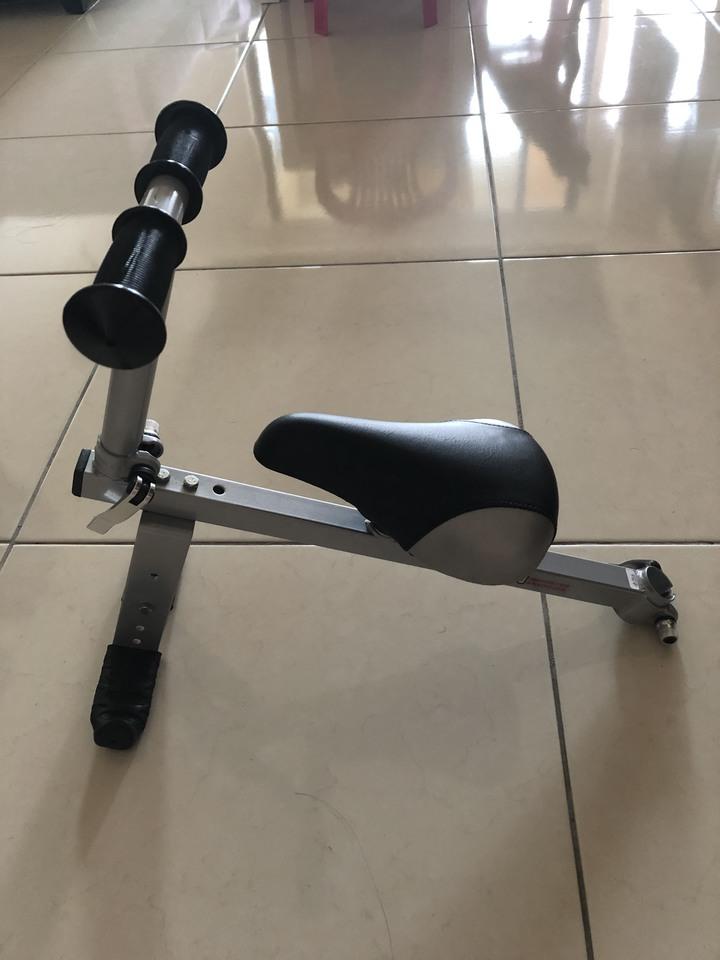 瑞峰快拆腳踏車親子座椅(近乎全新 買到賺到)