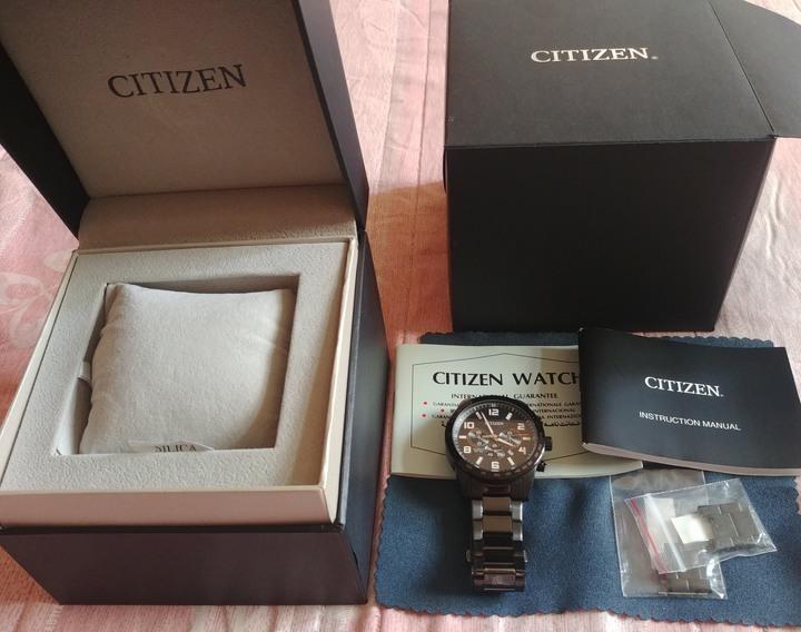 高雄 Citizen 8165-59e