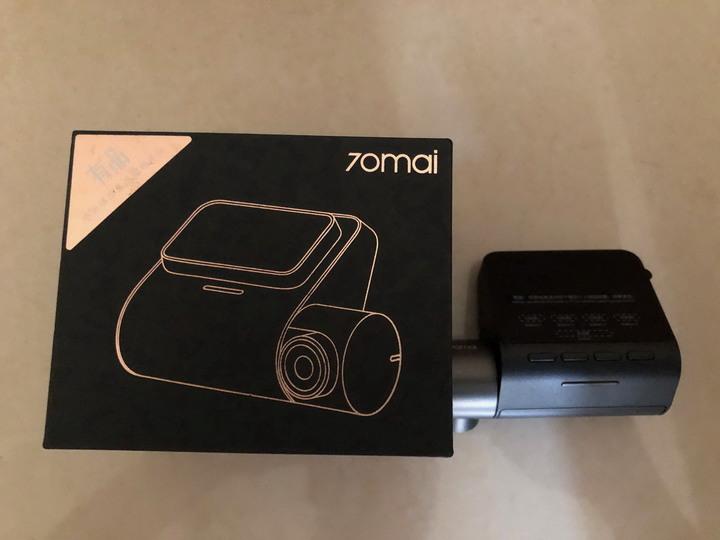 70Mai PRO行車紀錄器
